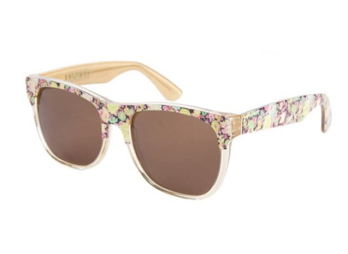 Liberty collaborates with retrosuperfuture for some floral sunnies (photo credits: www.liberty.co.uk)